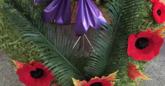 All Saints' Sunday and Observance of Remembrance Day image