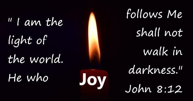 Joy-Third Sunday in Advent image