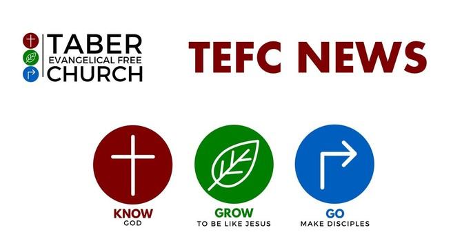 TEFC NEWS image