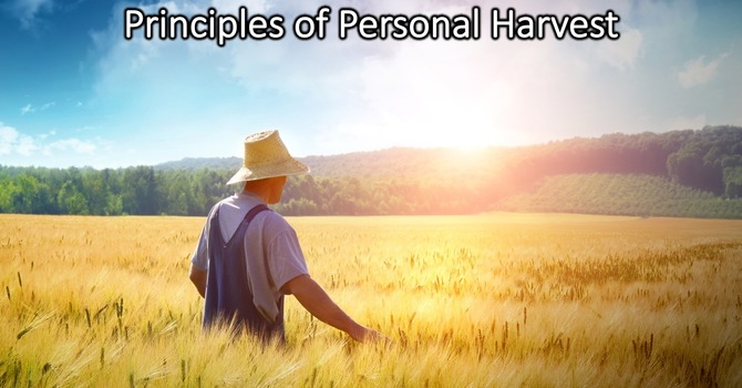 Principles of Character and Harvest
