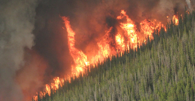 PWRDF Accepting Donations for BC Fire Relief Efforts image