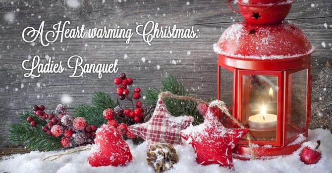 Ladies Christmas Banquet