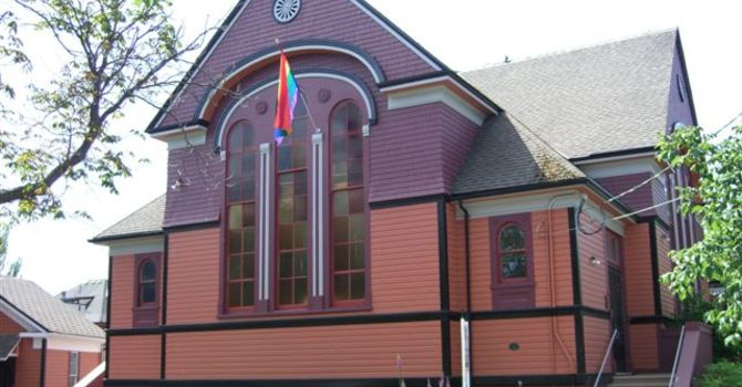 The  United  Church of Canada and LGBTQ image