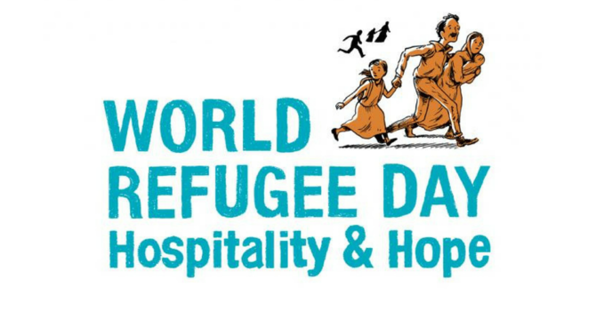 World Refugee Day - Hope & Hospitality