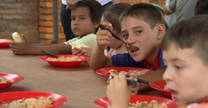 Feeding Centers in Paraguay image