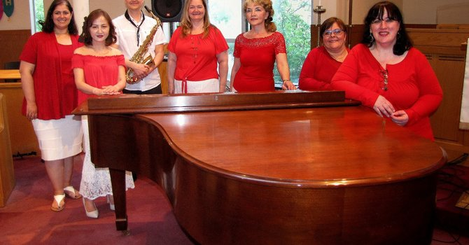 Choir To Go Fundraising Concerts image
