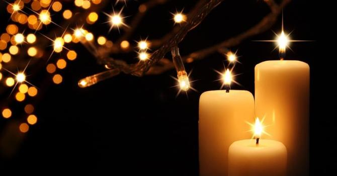 CHRISTMAS EVE SERVICES - 7pm and 9pm image