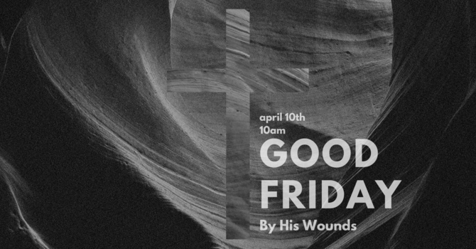 Good Friday Service image