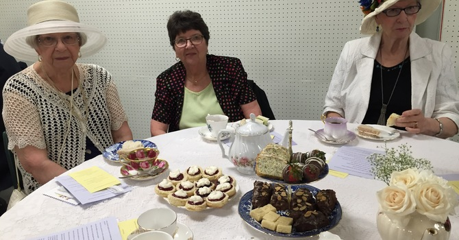 High Tea for our Seniors image