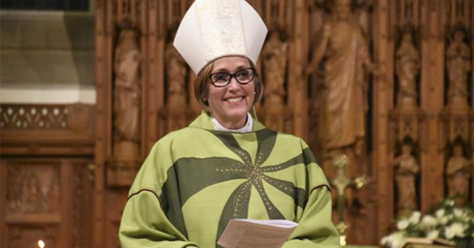 Holy Week message from Archbishop Anne Germond image