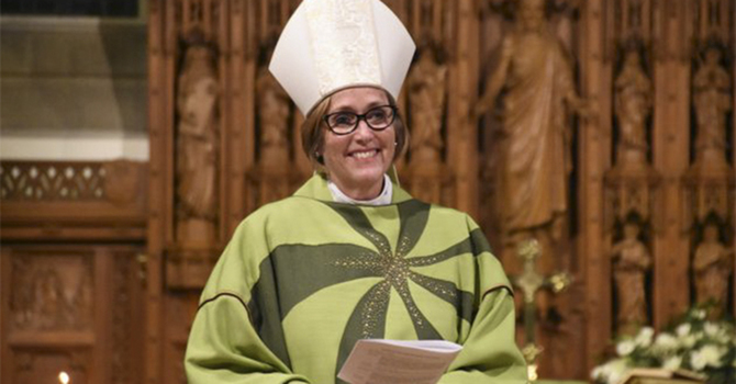 A Holy Week Message from Archbishop Anne Germond image