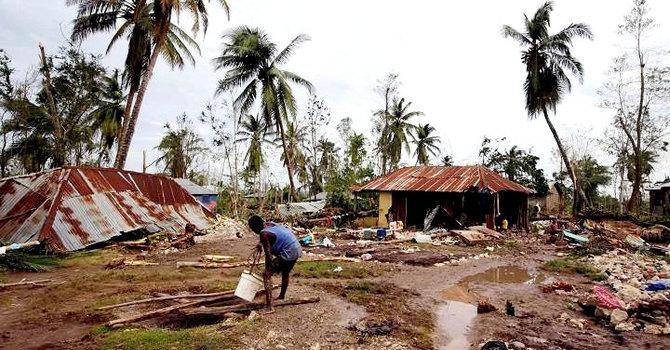 Hurricane Matthew Appeal image