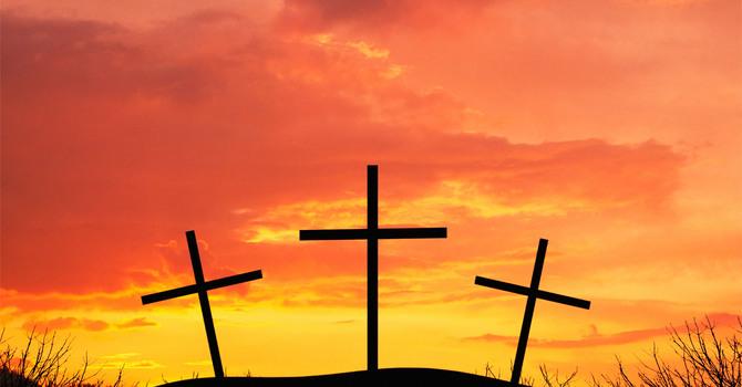 Holy Week Worship across Edmonton Diocese