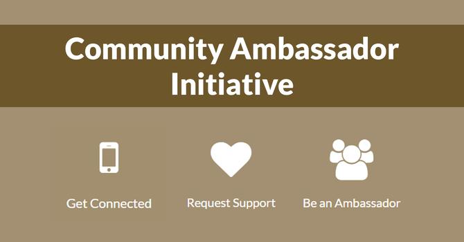 Community Ambassador Initiative