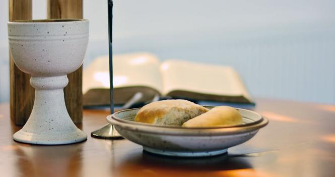 8月9日網上聖餐