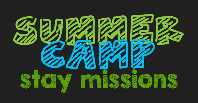 Summer Camp Stay Missions image