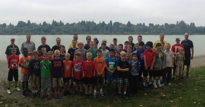 Cadet Bicycle Ride at Derby Reach image