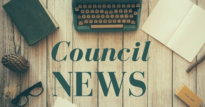 Council Update - May 2017 image