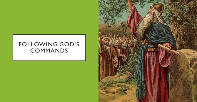 Joshua 8 Following God's Instructions