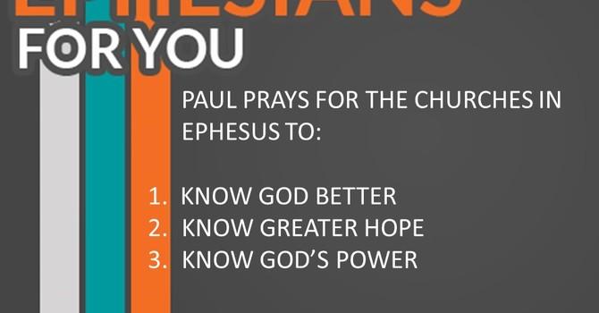 Paul Teaches Us On Prayer