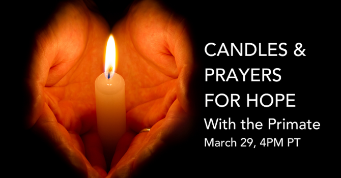 Candles & Prayers for Hope image