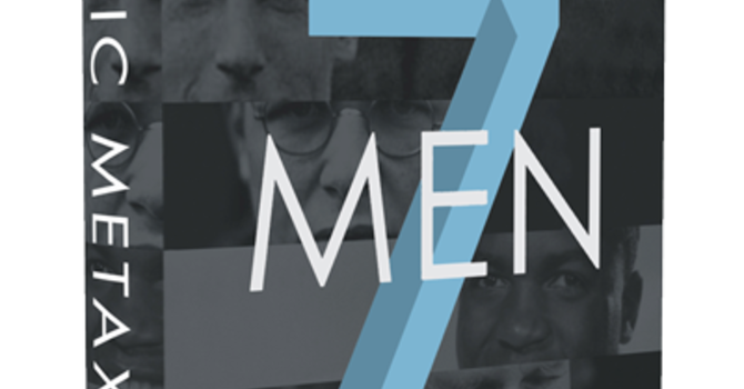 7 Men (Book Review)  image