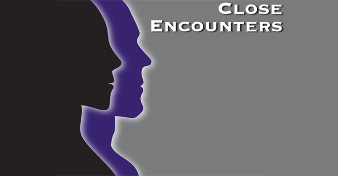 Lenten Sermon Series: Close Encounters image
