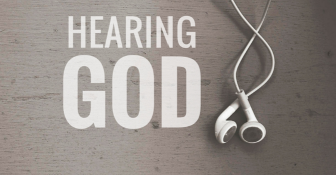 Audio from Hearing God Series - Week Three image
