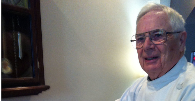50th Anniversary of Ordination for Rev.  Maj. Turnbull image