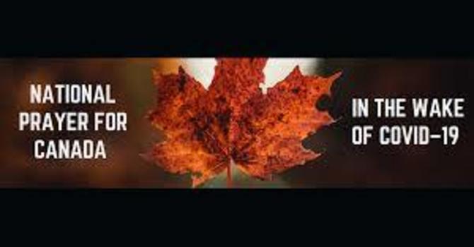 NATIONAL PRAYER FOR CANADA COMPOSED BY RABBI DR. REUVEN P. BULKA & ARCHBISHOP TERRENCE PRENDER GAST image