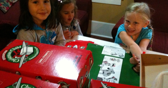 Operation Christmas Child with Meta image