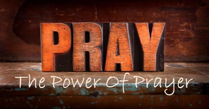 Weekly Prayer Meeting