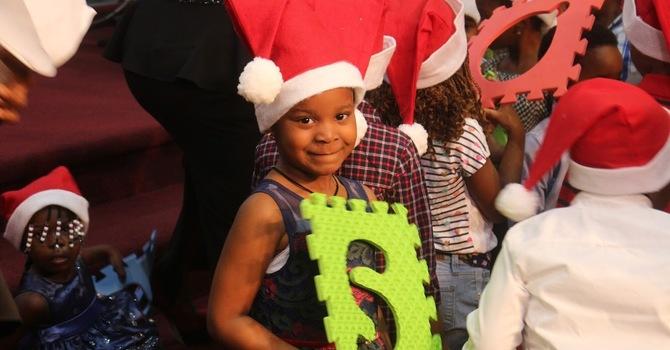 CHILDREN'S SUNDAY // CHRISTMAS SERVICE  image