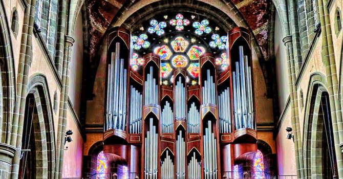 Organ Series returns in June image