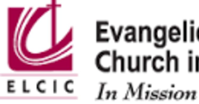 NEWS RELEASE From the National Office of the ELCIC image