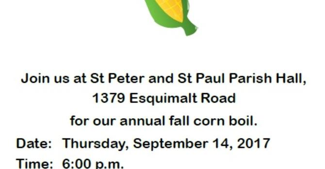 Annual Corn Boil image