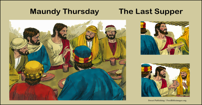 MAUNDY THURSDAY Service image