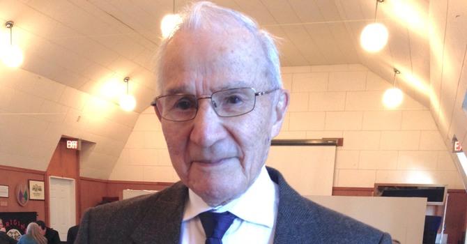 Victor Flett Sr. appointed as Honarary Canon  image
