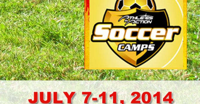 Soccer Camp: Save The Date image