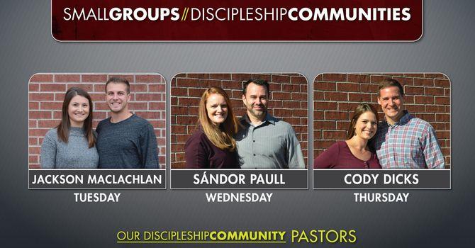 Discipleship Community Week