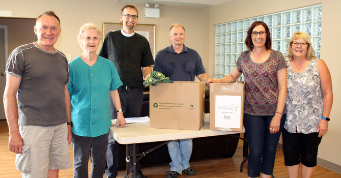 Edmonton Food Bank Outreach image