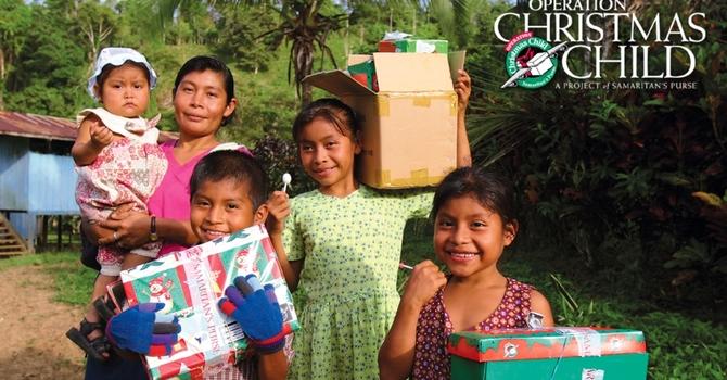 Operation Christmas Child 2019 image