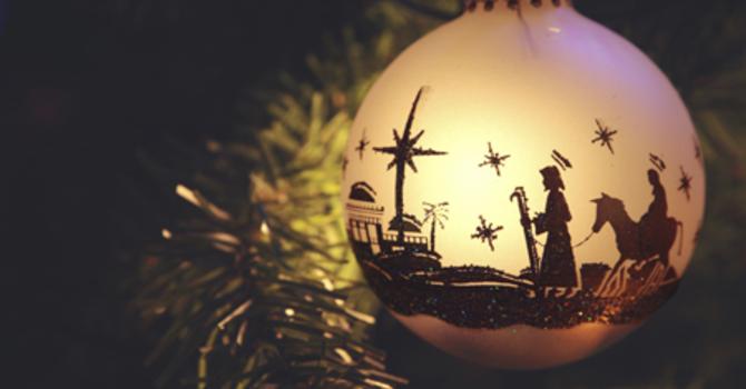 A Christmas Prayer image