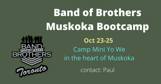 Band of Brothers - this Fall!