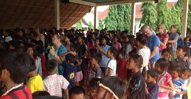 Day 3  English camp! image