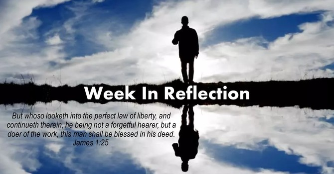 Weekly Reflections image