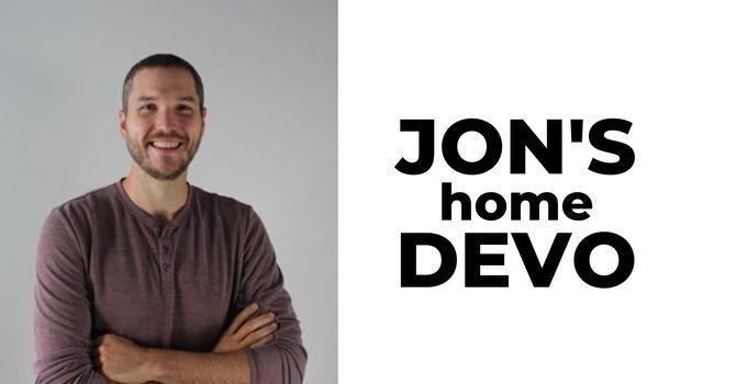 Jon's Daily Devo