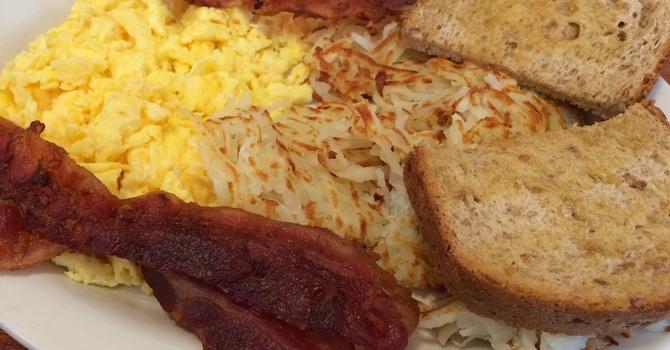 Men's Prayer Breakfast - Cancelled