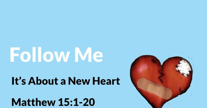 It's About A New Heart