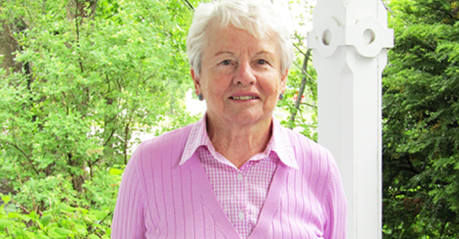 Pickett Scovil Memorial Fund says goodbye to secretary-treasurer image
